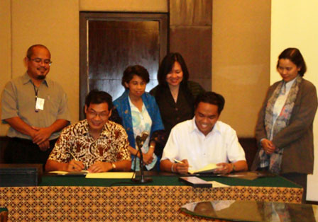 CASS cements collaboration with Indonesian  University