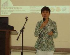 CED Teacher's  forum 2010