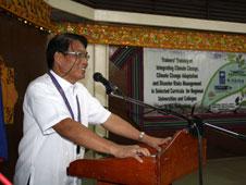 PATLEPAM  Trainers' Training: Greening of Tertiary Curriculum